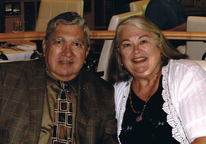 Michael and Therese Pantalione of Vineland - today