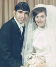 Michael and Therese Pantalione of Vineland - Wedding Day