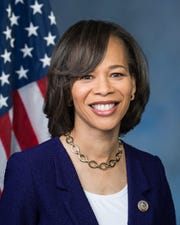 Rep. Lisa Blunt Rochester, a Democrat, is the congressional representative from Delaware.