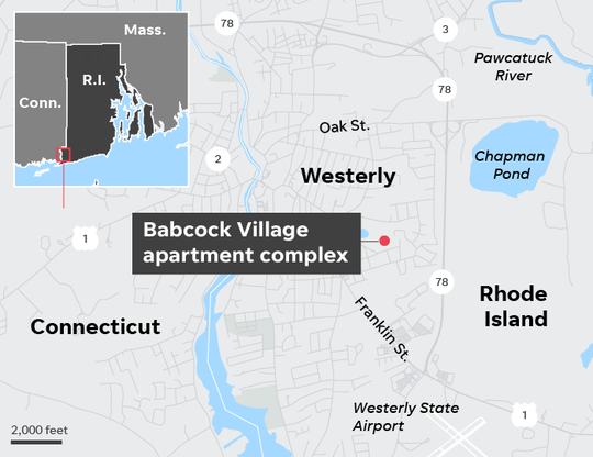 Rhode Island shooting: 2 dead, 2 hurt at Westerly apartment ... on map of italy water, map of jacksonville water, map of long island water, map of new zealand water, map florida water, map of california water, map of philadelphia water, map of seattle water, map of tampa water, map of russia water, map of bangladesh water, map of manhattan water, map of salt lake city water, map of jordan water, map of europe water, map of united states water, map of north america water, map of japan water, map of spain water,