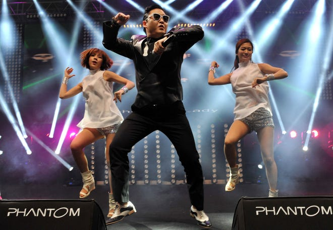 Most Viewed Youtube Music Videos From Gangnam Style To Despacito