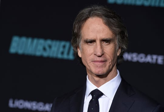 """Director Jay Roach attends the premiere of """"Bombshell"""" at Regency Village Theatre on Tuesday, Dec. 10, 2019, in Los Angeles. (Photo by Jordan Strauss/Invision/AP) ORG XMIT: CAAK104"""