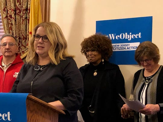 New Jersey Human Services Commissioner Carole Johnson reacts to the recent court ruling putting the Affordable Care Act on shaky ground.