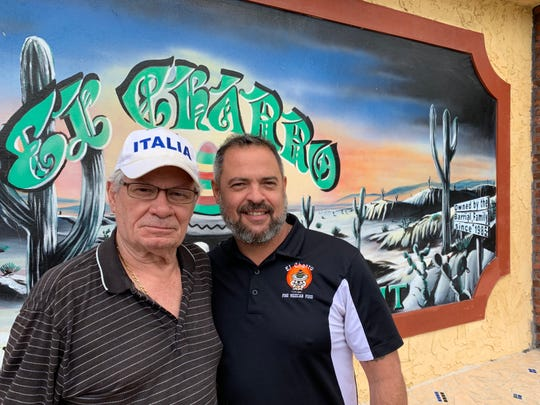 Rodolfo Barrial opened El Charro in Cocoa in 1985. His son Rudy took over the business in 2004.