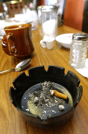 A smoking ban in Corpus Christi restaurants was floated in November 2004 and eventually passed in September 2005.