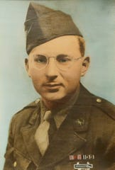 The Smithsonian Institution is honoring  Army PFC Francis X. McGraw of Camden,  a Medal of Honor recipient killed on a battlefield during World War II, with a museum display in Washington, D.C.