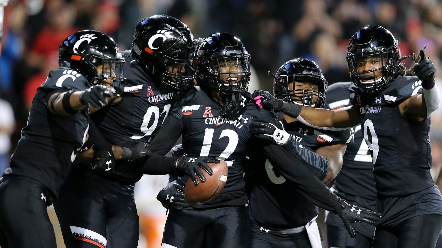 UC Bearcats CB Ahmad 'Sauce' Gardner earns another national honor