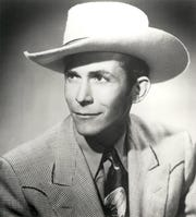 Hank Williams, country music legend