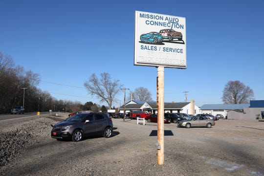 Mission Auto in Coshocton is closing after