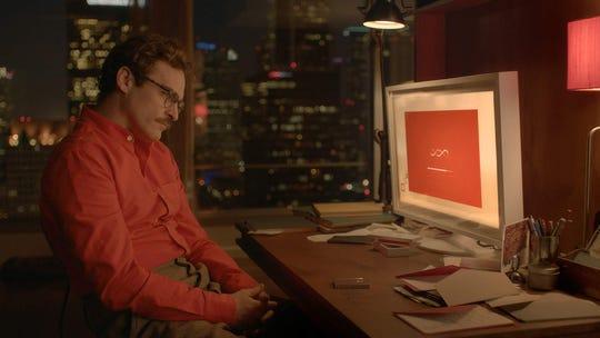 """Joaquin Phoenix in """"Her."""""""