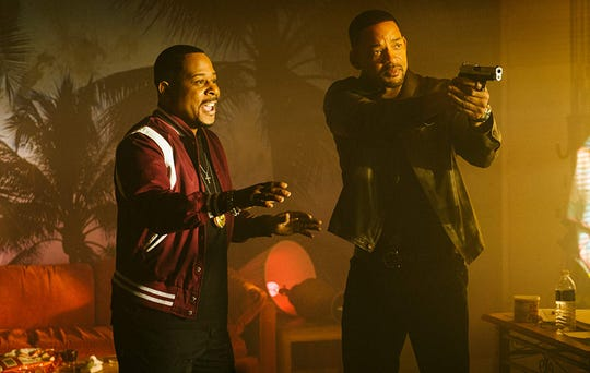 """Martin Lawrence and Will Smith in """"Bad Boys for Life."""""""