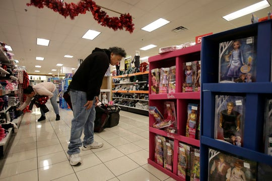 The Commerce Department said Friday that consumer spending rose a moderate 0.3% after a stronger 0.4% gain in November. Income growth also slowed in December, rising by 0.2%, just half the 0.4% increase in November.