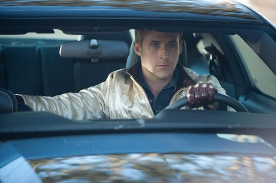 "Ryan Gosling in ""Drive."""