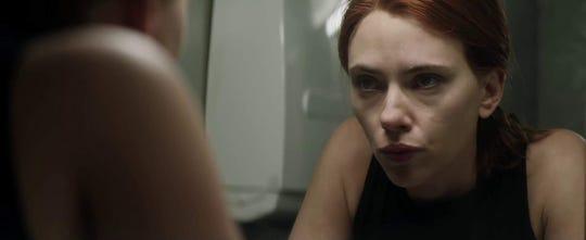 """Scarlett Johansson in """"Black Widow."""""""