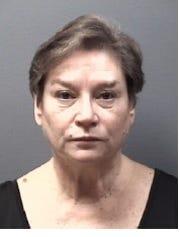 Julie Pottenger arrested on suspicion of drunken driving