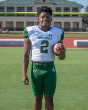 Jabari Small is a senior at Briarcrest Christian School