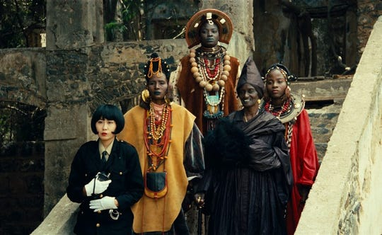 """Djibril Diop Mambéty's Senegal-set satire """"Hyenas"""" screened Oct. 6 at Rhodes College, in conjunction with Indie Memphis."""