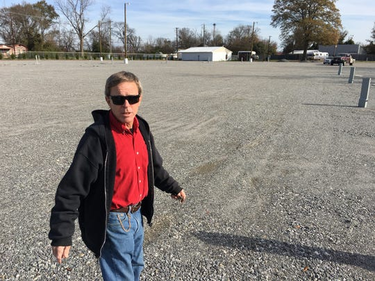 Owner Lewis Mashburn talks about his new RV park and campground along the Alabama River.