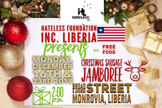 HateLess Foundation, which was founded in Montgomery, Ala., has a new chapter in the West African nation of Liberia.