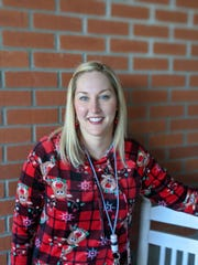 April Carrigan was named assistant principal of Franklin Elementary School.