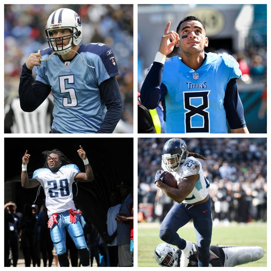 The 2009 Titans and the 2019 version of the team have a lot in common.