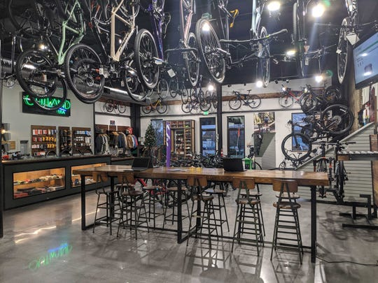 Outland USA has opened a bike shop in Nolensville with a new retail concept.