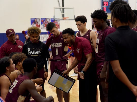 Licking Heights coach Shaun Fountain says sports are a great way to teach student-athletes how to cross racial and cultural differences for the common good.