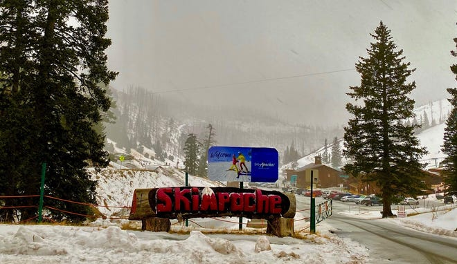 Ski Apache photo taken during the 2019-2020 season. This year due to the COVID-19 pandemic the ski basin will delay its opening several weeks. Traditionally Ski Apache opens on Thanksgiving. The current plan is to open Dec. 17, 2020.