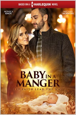 Baby in a Manger premieres Christmas Eve.