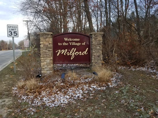 Milford Village turned 150 in 2019.