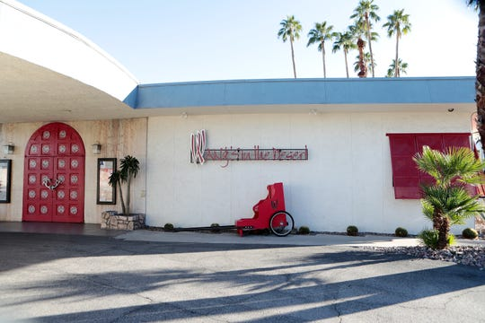 Wang's in the Desert is being purchased by local developers who run Sparrow Lodge and Holiday House in Palm Springs, Calif., on Thursday, December 19, 2019.