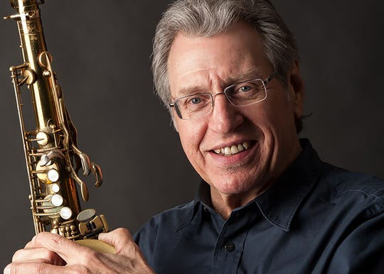 Tom Peterson of the jazz group The L.A. 6. The band will play Pete Carlson's Golf and Tennis in Palm Desert on Dec. 28, 2019.
