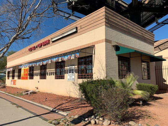 Tee Pee Taproom, just south of Chase Field, closed as of Dec. 19.