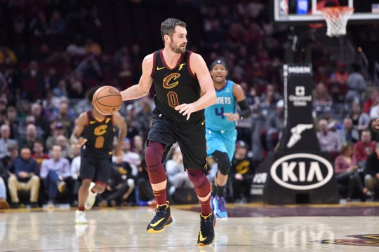 Would Kevin Kevin Love be a good fit on the Phoenix Suns?
