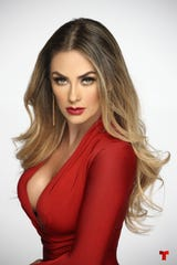 Guapísima, seductora, más fuerte que nunca, Aracely Arámbula es Altagracia Sandoval.