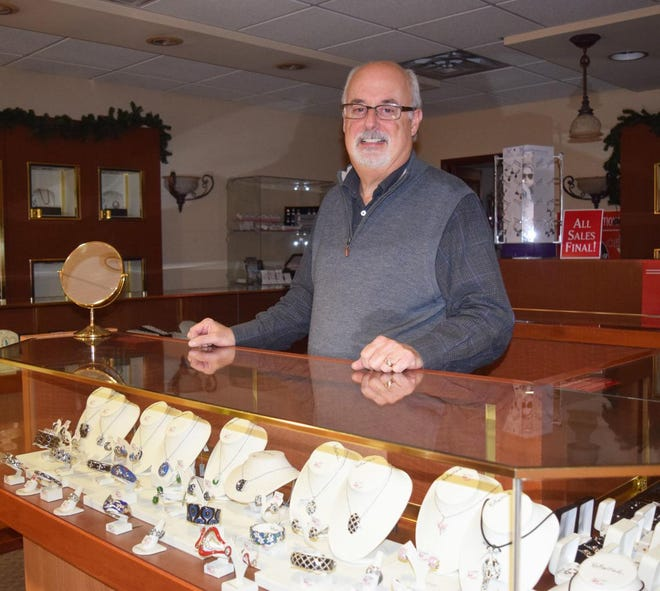 Andy Gartenberg will close the door on 73 years of his family doing business in the jewelry trade in downtown Chambersburg when he retires early next year.