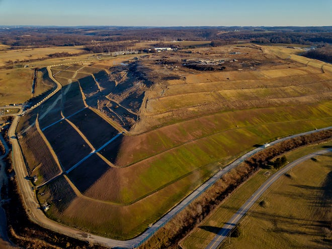 With residents up in arms over a proposed expansion of Modern Landfill, Lower Windsor Township Board of Supervisors has tabled a vote on the updated host agreement until January.Thursday, December 19, 2019.John A. Pavoncello photo