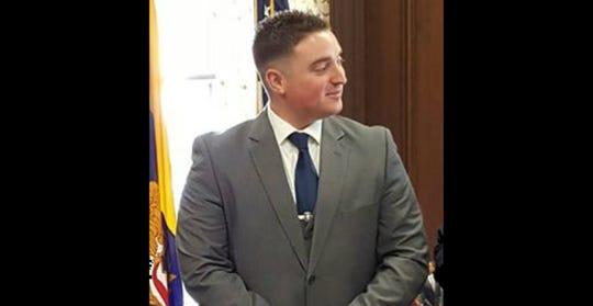 York City Police Officer Galen Detweiler