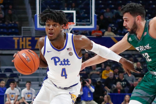 Former Irondequoit star Gerald Drumgoole Jr. will return to New York on Saturday when his Pittsburgh Panthers play at Syracuse in an Atlantic Coast Conference game.