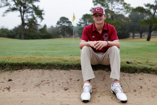 Chiles sophomore golfer Parker Bell is the 2019 All-Big Bend Player of the Year in boys golf after winning Big Bend, city, district and regional titles while leading the Timberwolves to a Class 3A state championship.