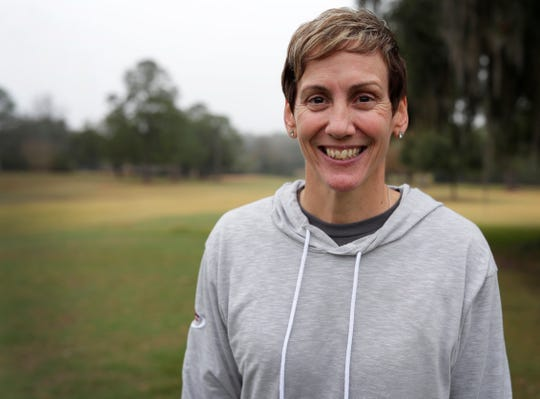 Chiles girls golf coach Amy Sherry is the 2019 All-Big Bend Coach of the Year after guiding a team comprised of two freshmen, two sophomores, a junior and a senior to a Big Bend title and regional-tournament appearance.