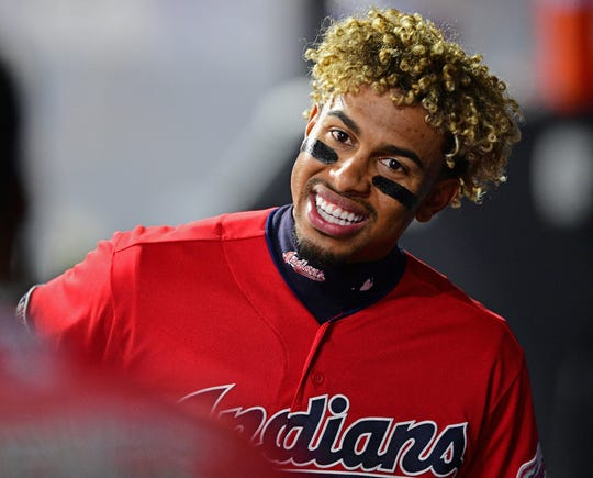 Francisco Lindor has won two Gold Gloves during his five-year career.