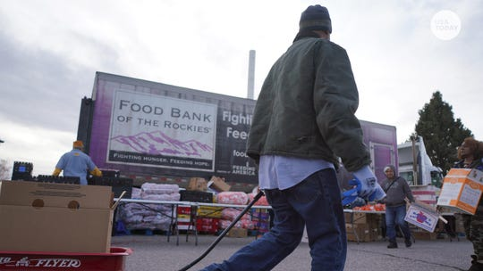 'A terrible time to be poor': Cuts to SNAP benefits will hit 700,000 hungry Americans
