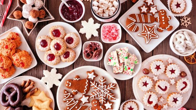 Send your emails with your Christmas cookie recipes to JD Walker at jwalker@courier-tribune.comby Aug. 21 to be published in upcoming issues of Alamance Living, Davidson Living and Thrive magazines.