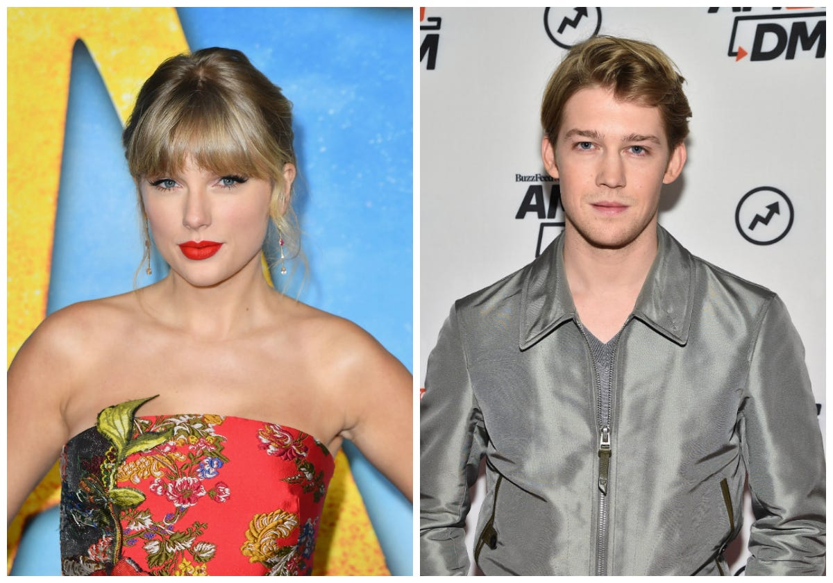 Taylor Swift Boyfriend Joe Alwyn Says Her Love Songs Are Flattering