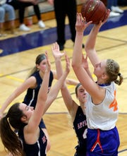 Appleton West's Taylor Lauterbach was a first-team all-Fox Valley Association selection and will play collegiately at Kansas State.
