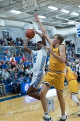 The Chillicothe boys basketball team was defeated by Moeller 78-51 Friday night at Chillicothe High School on Dec. 20, 2019.