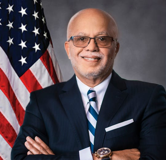 Wayne County Executive Warren Evans
