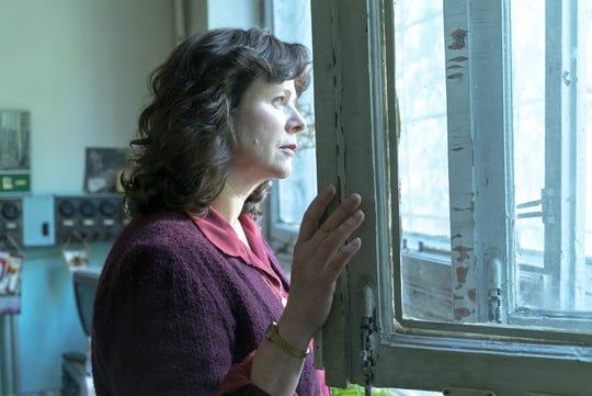 "Emily Watson in ""Chernobyl."""