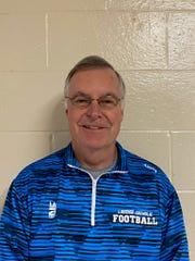 Lansing Catholic Central coach Jim Ahern
